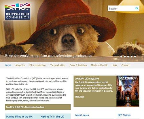 British Film Commission Thumbnail