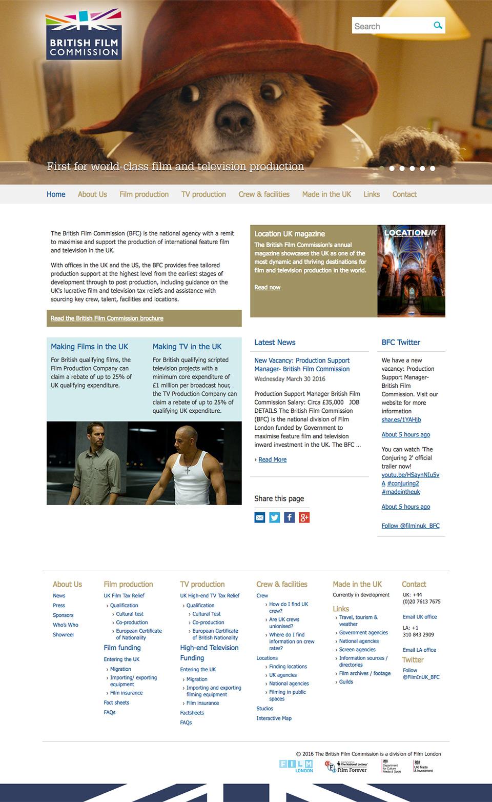 BFC Website