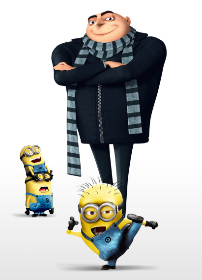 Despicable Me Thumbnail