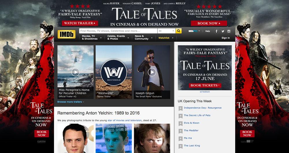 IMDb Wrap