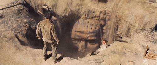 The Mummy trailer gif