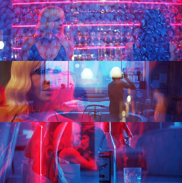 Atomic Blonde Thumbnail