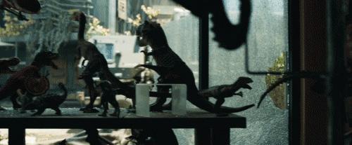Jurassic World Fallen Kingdom Trailer Gif