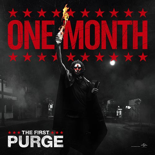 Countdown - One Month
